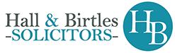 Hall and Birtles Logo